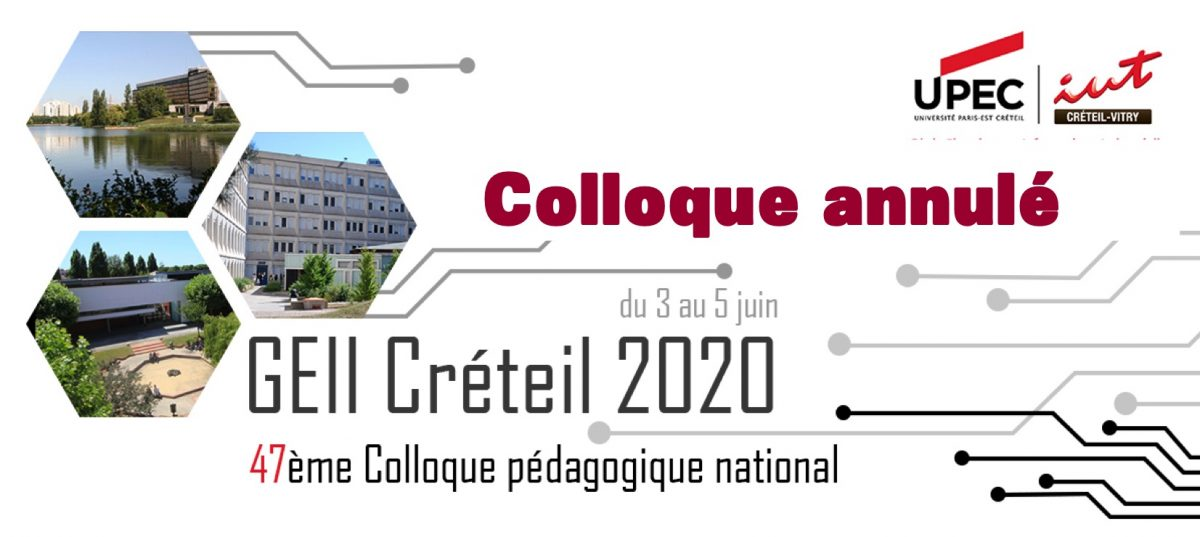 Colloque GEII